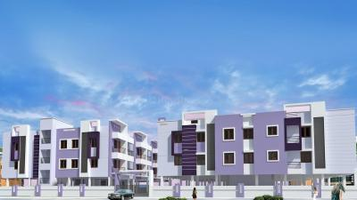 Gallery Cover Image of 855 Sq.ft 2 BHK Apartment for rent in Haresh Saffron, Perungalathur for 9500