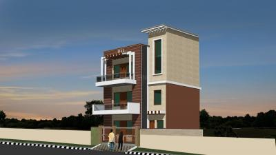 Gallery Cover Image of 990 Sq.ft 3 BHK Apartment for rent in Aditya Aggarwal Homes, Abhay Khand for 6000
