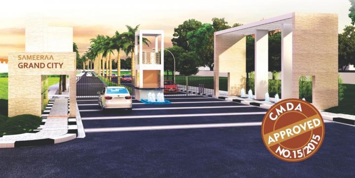 Gallery Cover Pic of Vishwak Sameeraa Grand City