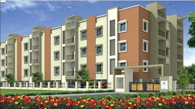 Gallery Cover Image of 950 Sq.ft 2 BHK Apartment for buy in Radiant Celesta, Bommanahalli for 6500000