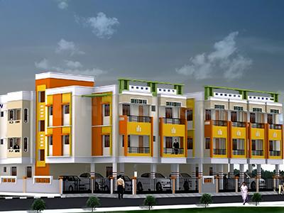Gallery Cover Pic of Rudra Rudra Apartment