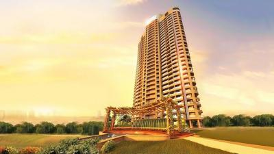 Gallery Cover Image of 2750 Sq.ft 4 BHK Apartment for rent in Dosti The Majesta, Thane West for 70000