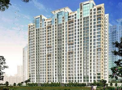 Gallery Cover Image of 1325 Sq.ft 3 BHK Apartment for buy in Raheja Reflections II Serenity, Kandivali East for 26000000