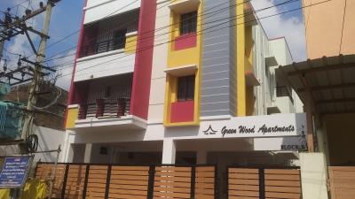 Suji Green Wood Apartments