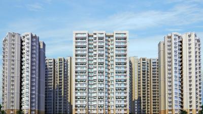 Gallery Cover Image of 1075 Sq.ft 2 BHK Apartment for rent in Panchsheel Greens, Noida Extension for 7500