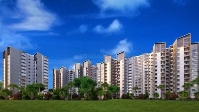 Gallery Cover Image of 1210 Sq.ft 2 BHK Apartment for buy in Golden Panorama, Lingadheeranahalli for 7000000