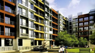 Gallery Cover Image of 650 Sq.ft 1 BHK Apartment for rent in Moraj Maa Smriti, Anand Nagar for 5000