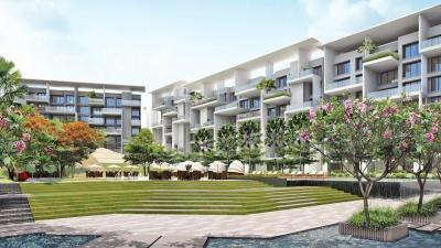 Gallery Cover Image of 2200 Sq.ft 3 BHK Apartment for buy in Rohan Kritika, Dattavadi for 24000000