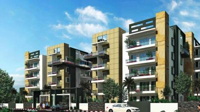 Gallery Cover Image of 1198 Sq.ft 3 BHK Apartment for buy in Amrutha Value, Whitefield for 7450000