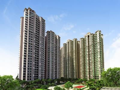 Gallery Cover Image of 1155 Sq.ft 2 BHK Apartment for rent in Prateek Grand Carnesia, Siddharth Vihar for 12000