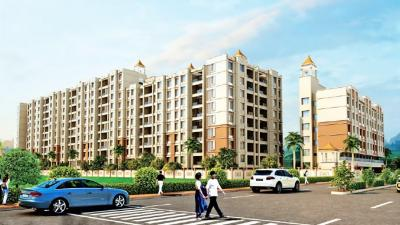 Gallery Cover Image of 887 Sq.ft 2 BHK Independent House for buy in GK Rose Mansion, Punawale for 5350000