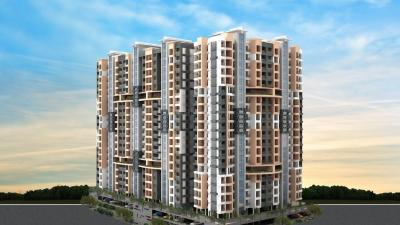 Gallery Cover Image of 985 Sq.ft 2 BHK Apartment for buy in Vidhi Relators Gaurav Discovery, Malad West for 11500000