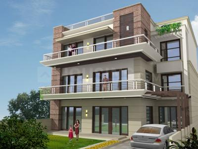 Gallery Cover Pic of Satyam Apartment - D121