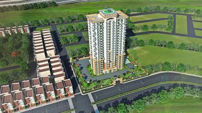 Gallery Cover Image of 1699 Sq.ft 3 BHK Apartment for buy in Shri Celebration Residency, Vasundhara for 8600000
