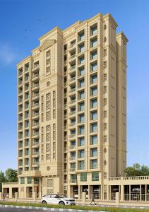 Gallery Cover Image of 490 Sq.ft 1 BHK Apartment for rent in Hiranandani Barca, Thane West for 22000