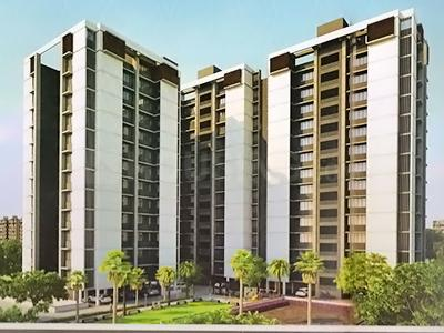 Gallery Cover Image of 1080 Sq.ft 2 BHK Apartment for buy in Shagun 108 , Zundal for 4200000