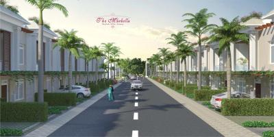 Gallery Cover Image of 1750 Sq.ft 3 BHK Villa for rent in Chordias The Marbella, Bhankrota for 10000