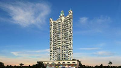 Gallery Cover Image of 900 Sq.ft 2 BHK Apartment for rent in Sai Moksh, Kharghar for 28000