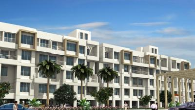 Gallery Cover Image of 850 Sq.ft 2 BHK Apartment for rent in Simpli City, Handewadi for 12000