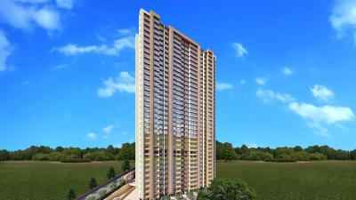 Gallery Cover Image of 1320 Sq.ft 3 BHK Apartment for buy in Evershine Crown, Kandivali East for 22300000