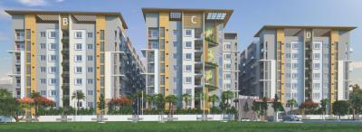 Gallery Cover Image of 1400 Sq.ft 3 BHK Apartment for buy in Satya Nivriti by Satya Sree Developers LLP, Aminpur for 9200000
