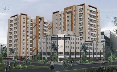 Gallery Cover Image of 776 Sq.ft 2 BHK Apartment for buy in NBCC Central Courtyard Garden, Kidwai Nagar for 10000000