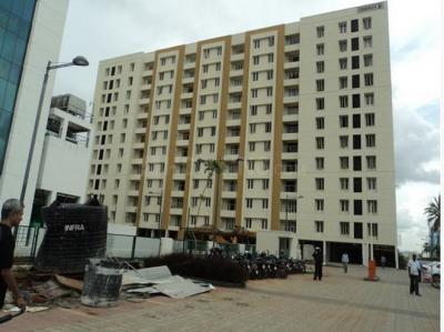 Gallery Cover Image of 500 Sq.ft 1 RK Apartment for rent in Ceebros Boulevard, Thoraipakkam for 13000