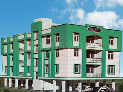 Gallery Cover Image of 1200 Sq.ft 2 BHK Apartment for buy in Om Dev Sri Ram Kutir, Sri Krishna Puri for 5900000