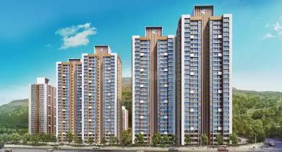 Gallery Cover Pic of Wadhwa Wise City South Block Phase I Plot RZ8 Building 4 Wing F2