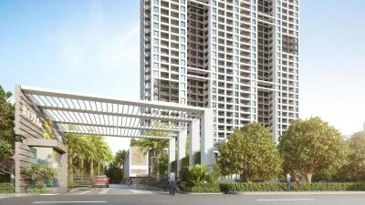 Gallery Cover Image of 1002 Sq.ft 2 BHK Apartment for buy in Royal Palms, Mohammed Wadi for 6400000