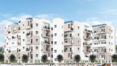 Gallery Cover Image of 1100 Sq.ft 2 BHK Apartment for rent in Home Mayuri Hills, Miyapur for 13500