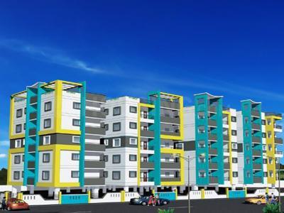 Gallery Cover Image of 550 Sq.ft 1 BHK Apartment for buy in Karuna Sagar, Kanadiya for 1131000