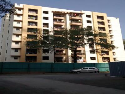 Gallery Cover Image of 685 Sq.ft 1 BHK Independent House for rent in Ashwin Sheth Group Vasant Oscar, Mulund West for 30000