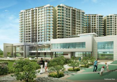 Gallery Cover Image of 900 Sq.ft 2 BHK Apartment for rent in Kalpataru Aura, Ghatkopar West for 60000