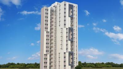 Gallery Cover Image of 1400 Sq.ft 2 BHK Apartment for buy in ASF Isle de Royale, Gwal Pahari for 8500000