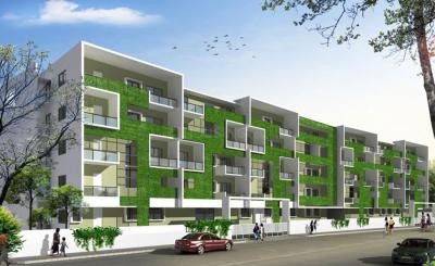 Gallery Cover Image of 1277 Sq.ft 2 BHK Apartment for rent in Kethana Blossom, Kadubeesanahalli for 27000