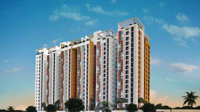 Gallery Cover Image of 1490 Sq.ft 3 BHK Apartment for rent in Tulive Horizon Residences, Saligramam for 36000