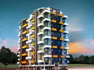 Gallery Cover Image of 1500 Sq.ft 3 BHK Apartment for rent in Pinnac Barate Empire, Karve Nagar for 35000