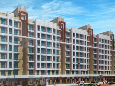Gallery Cover Image of 560 Sq.ft 1 BHK Apartment for rent in Sai Sindhu Casita Enclave, Naigaon East for 6000