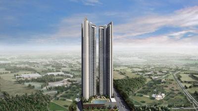 Gallery Cover Image of 800 Sq.ft 2 BHK Apartment for buy in Shapoorji Pallonji Alpine Shapoorji Pallonji, Sewri for 21000000