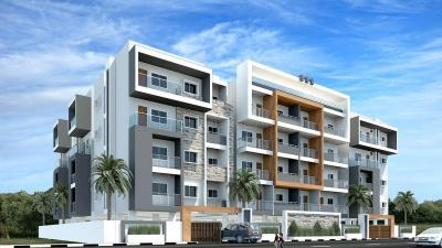 Gallery Cover Image of 1160 Sq.ft 2 BHK Apartment for rent in White Petals, Whitefield for 23000