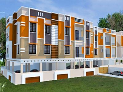 Gallery Cover Pic of Sanjeevi Flats
