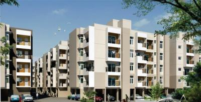 Gallery Cover Image of 1414 Sq.ft 3 BHK Apartment for rent in Ruby Grand, Selaiyur for 15000