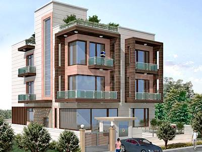 Gallery Cover Pic of Gajraj Homes - 8