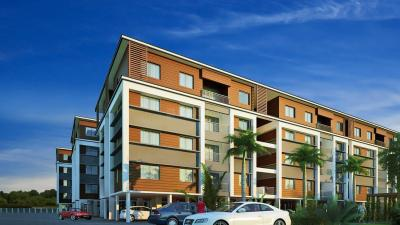 Gallery Cover Image of 595 Sq.ft 2 BHK Apartment for buy in Gayatri, Kolapakkam for 4200000