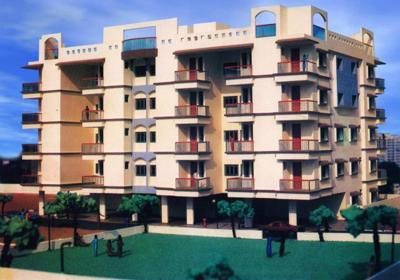 Gallery Cover Pic of Aaryan Vandematram Appartment