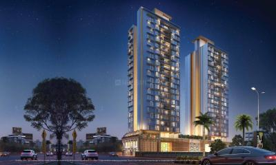 Gallery Cover Image of 550 Sq.ft 1 BHK Apartment for buy in Chandak Stella, Goregaon West for 9000000