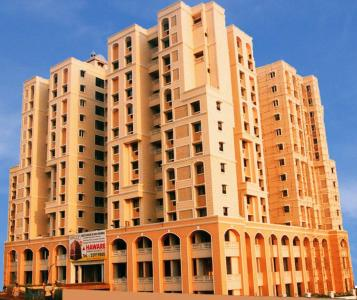 Gallery Cover Image of 1500 Sq.ft 3 BHK Apartment for rent in Haware Silicon Towers, Sanpada for 44000