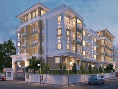 Gallery Cover Image of 675 Sq.ft 1 BHK Apartment for buy in Sarada Casa Estrella, Bommasandra for 2000000