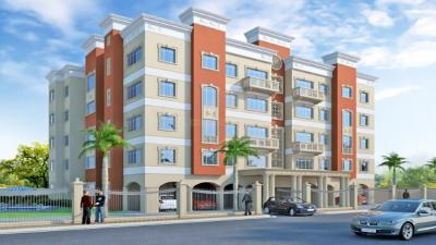 Gallery Cover Image of 1000 Sq.ft 2 BHK Apartment for rent in Ashtavinayak Everest Heights , Taloja for 10000